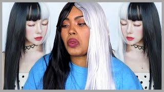TRYING TO FIND SYNTHETIC WIGS I WOULD UNIRONICALLY WEAR | KennieJD