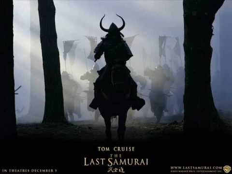 The Last Samurai Soundtrack Spectres in the Fog,Taken