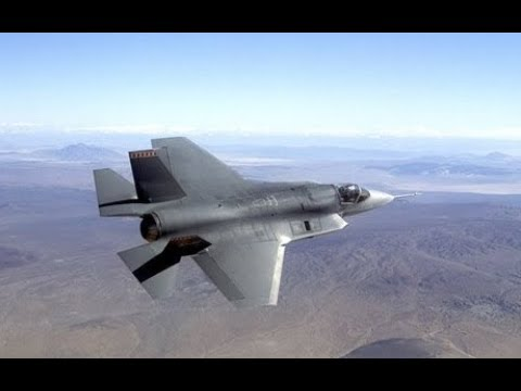 F-35 Marks First Combat Use in Syria with IAF