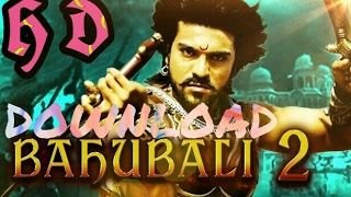 How to download bahubali 2 in hd