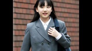 子役女優の芦田愛菜(12)が8日、都内の名門中学・慶応義塾中等部に...