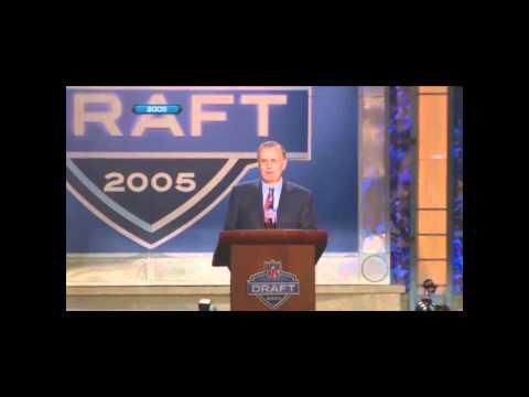 NFL Draft 2005 - 1st pick - Alex Smith