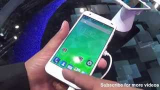 ZTE Blade S6 Hands on Review - Camera, Features, Design