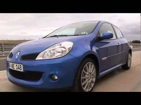 Renault Sport Clio 197 2008 | Hot-hatch Takes on Wakefield Park Raceway | Small Car | Drive.com.au