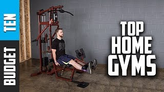 Best Home Gym 2019 - Budget Ten Review