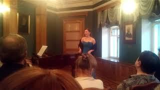 Ирина МОЗОХИНА. Чистые пруды. Библиотека Тургенева