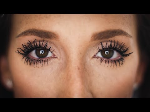 Mascara Tutorial for INSANE Lashes! | Shayna Greer