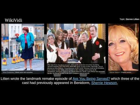DERREN LITTEN  WikiVidi Documentary