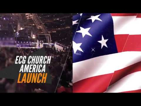 ECG CHURCH AMERICA LAUNCH   WASHINGTON DC