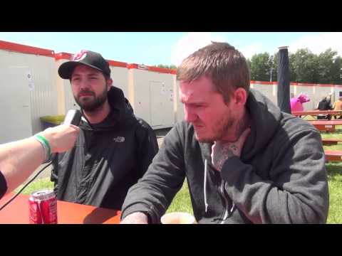 Interview The Gaslight Anthem - Cortonville Presents Pinkpop 2013