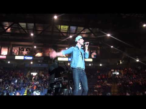 Capital Kings - You'll Never Be Alone - WinterJam 2013 Reading PA