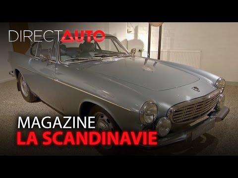 Aller simple pour la Scandinavie - DIRECT AUTO