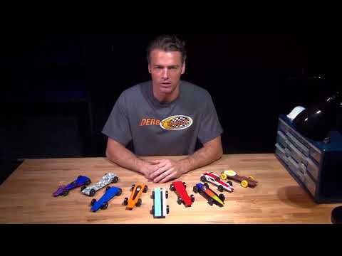 Pinewood Derby Final Assembly Video
