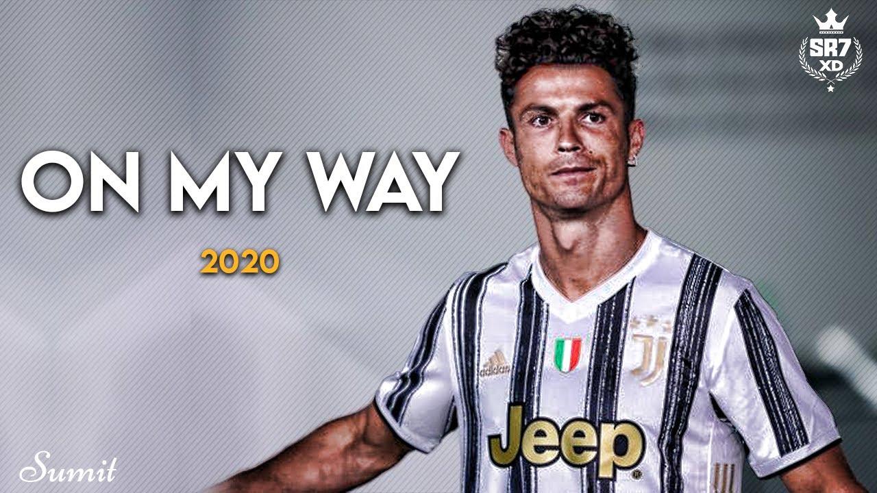 Cristiano Ronaldo 2020 ❯ Alan Walker - On My Way | Skills & Goals | HD By SR7XD