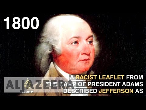 The nastiest presidential elections of the 1800s