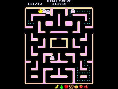 Arcade Game: Ms. Pac-Man (1981 Midway)
