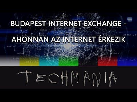 FIX TV | TECHMANIA - Budapest Internet Exchange - Ahonnan az Internet érkezik | 2018.01.18.