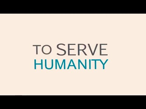 To Serve Humanity - Introduction