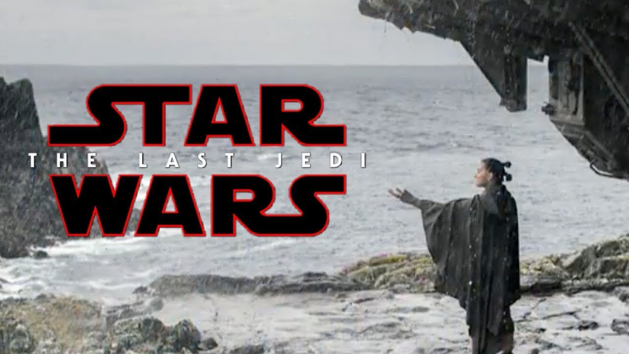 Star Wars 8 The Last Jedi Trailer 2 Episode Viii Fan Made Youtube