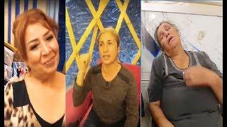 Gərginlik! Arzu və Samirə Yusifqızı arasında söz davası! Seni axtariram 27.09.2018 Canli Yayim
