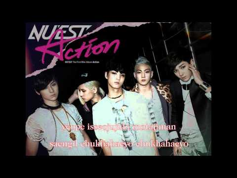 [KARA] NU'EST(뉴이스트) - Happy birthday MP3 with sub(Romanized) [odkhi]