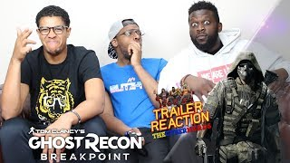 Tom Clancy's Ghost Recon Breakpoint Reaction