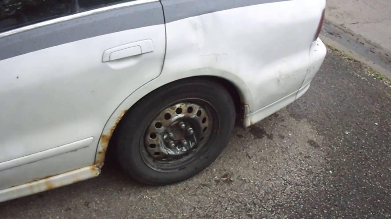 poor mans custom 2001 mitsubishi galant