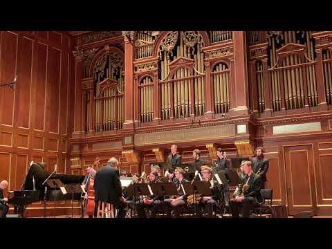 NEC Jazz Orchestra. Tempus Fugit. Bud Powell in the 21st Century
