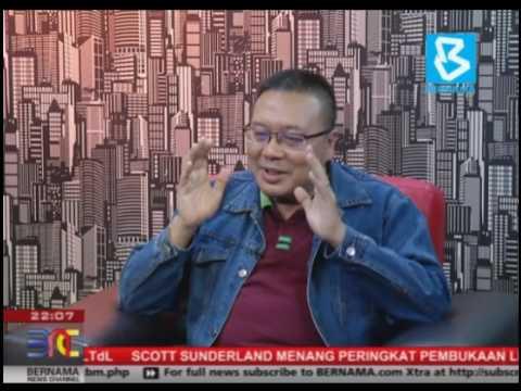 INDAH KHABAR DARI RUPA ISU GRABCAR  Bernama TV -ikhlas malaysia