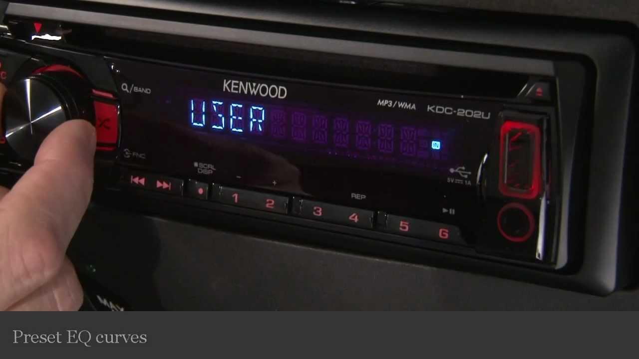 kenwood kdc wf431a инструкция