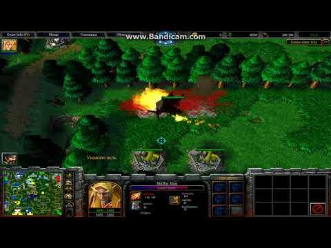 Warcraft III Vampirizm fire 5.12 .Вампиризм прям ,,ОГООНЬ