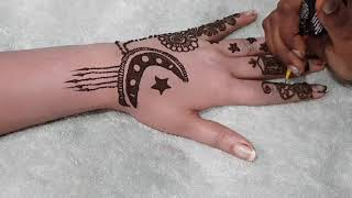 3 Eid special mehndi designs for hands/easy mehndi designs /simple mehndi designs 2019 /mehndi video