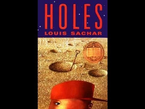 an examination of louis sachars book holes 2kool4skool: 'i couldn't put this book down, it has a great personality (if any a book might have one).