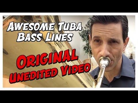 Awesome Tuba Bass Lines