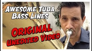 Awesome Tuba Bass Lines
