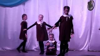 Танцевальная композиция « Дети войны »