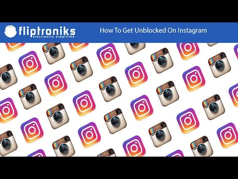 How To Get Unblocked On Instagram - Fliptroniks com