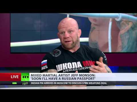 'I have the Russian soul': Jeff Monson to RT