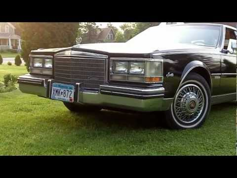 1983 Cadillac SeVille For Sale In Minnesota - Classic Car