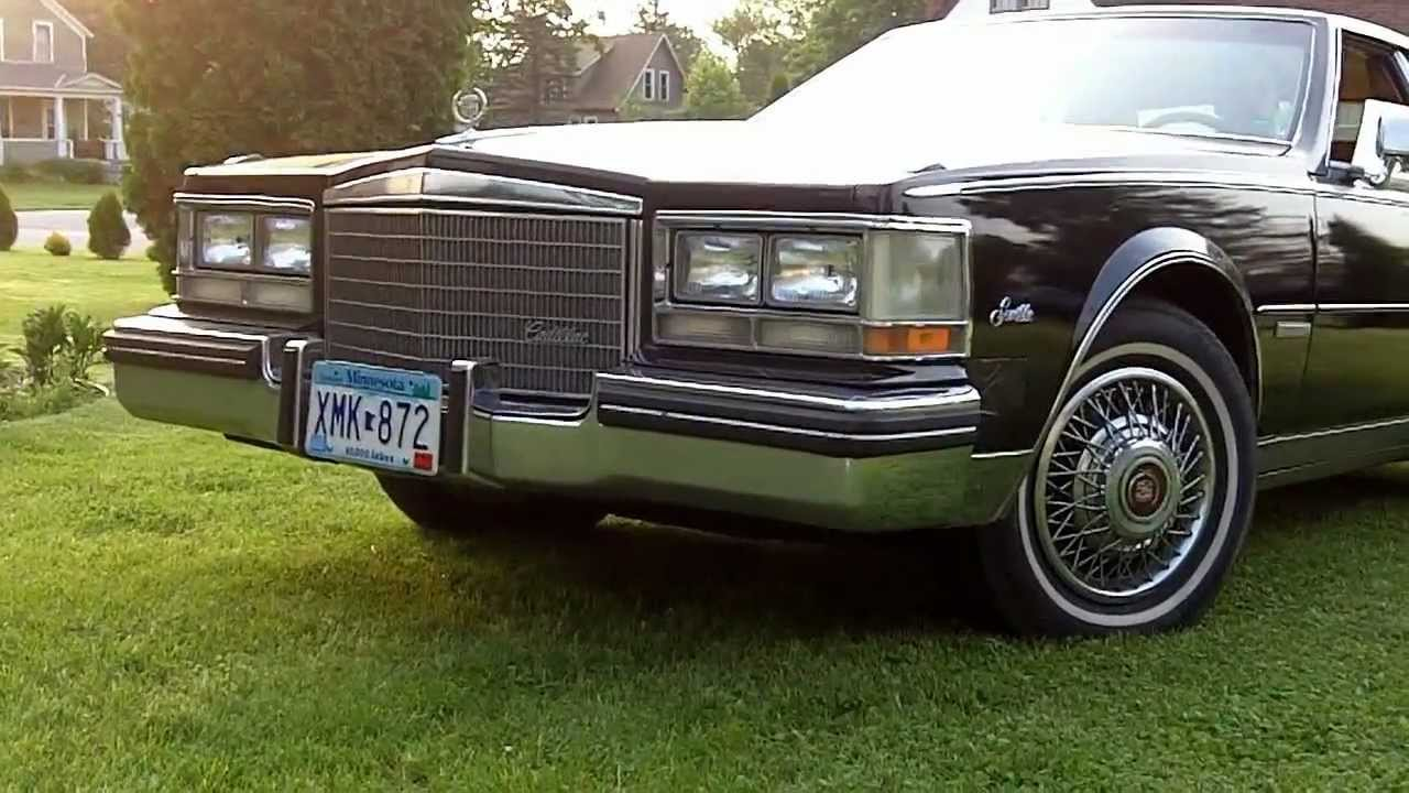 1983 Cadillac SeVille For Sale In Minnesota - Clic Car - YouTube