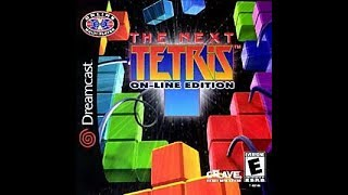 DREAMCAST NTSC GAMES: The Next Tetris: On-Line Edition