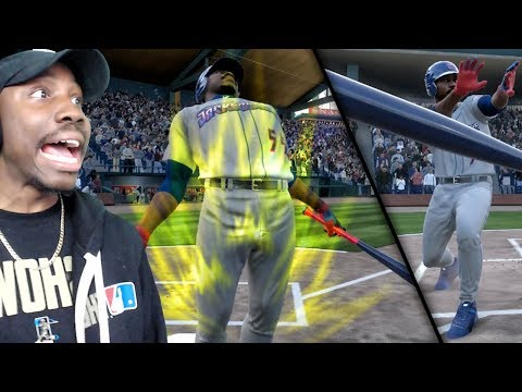 SUPER SAIYAN HOME RUN CELEBRATION IN DOUBLE-A DEBUT! MLB The Show 18 Road To The Show Gameplay Ep. 4