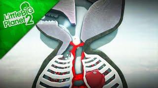 LittleBigPlanet 2 - Sackboy's Insides