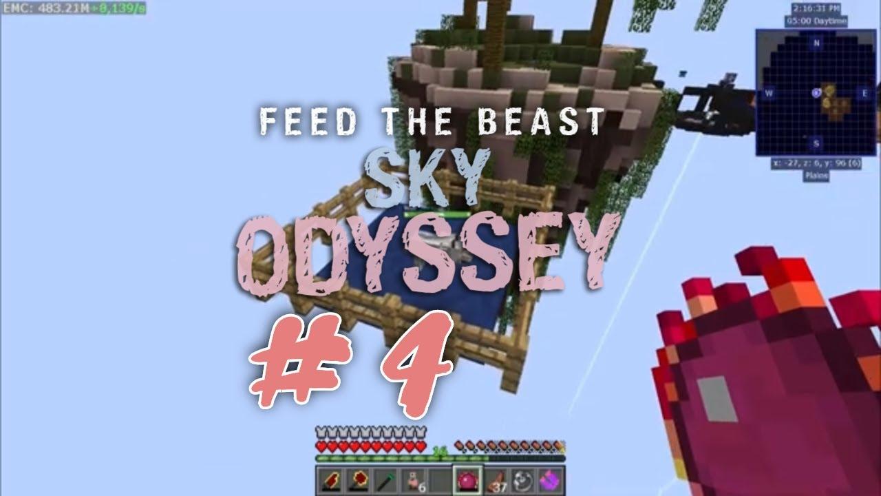 Mob Changer, GO! || Sky Odyssey || #4