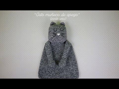 Crochet cat doll amigurumi pattern - Amigurumi Today | 360x480