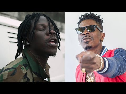 Shatta Wale x Stonebwoy - Peace Pipe(One Dread Riddim) (Audio Slide)