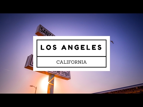 FOLLOW ME AROUND: LOS ANGELES - CALIFORNIA