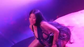 Download Nicki Minaj - Bed (ft. Ariana Grande) live in Budapest 2019 Mp3