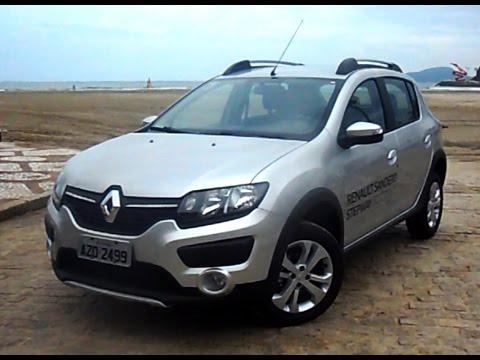Avaliação 2015 Renault Sandero Stepway 1.6 8V Hi-Power (HD)