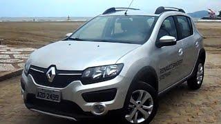 видео 2016 Renault Sandero R.S. цена, фото, характеристики, Рено Сандеро